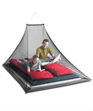Sea To Summit - Mosquito Net Double (Treated)-travel accessories-Living Simply Auckland Ltd