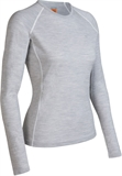 Icebreaker - Oasis Long Sleeve Crewe Women's-merino-Living Simply Auckland Ltd