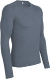 Icebreaker - Oasis Long Sleeve Crewe Men's-merino-Living Simply Auckland Ltd