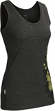 Icebreaker - Tech Tank Wild Bunch Women's-merino-Living Simply Auckland Ltd