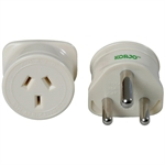 Korjo - South Africa Adaptor Plug-travel accessories-Living Simply Auckland Ltd