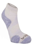 Bridgedale - Trail Sport Lightweight Merino Cool Fusion Women's-socks-Living Simply Auckland Ltd