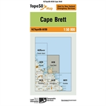 LINZ NZTopo50 AV30 Cape Brett-maps-Living Simply Auckland Ltd