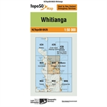 LINZ Topo50 - BA35 Whitianga-maps-Living Simply Auckland Ltd