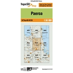 LINZ Topo50 - BC35 Paeroa-maps-Living Simply Auckland Ltd
