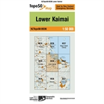 LINZ Topo50 - BD36 Lower Kaimai-maps-Living Simply Auckland Ltd
