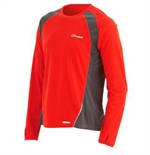Berghaus - Active LS Crew Men's-baselayer (thermals)-Living Simply Auckland Ltd