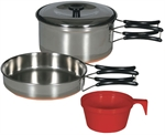 Kiwi Camping Solo Cookset-cookware-Living Simply Auckland Ltd