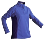 Berghaus - Tech Zip Long Sleeve Women's-shirts-Living Simply Auckland Ltd
