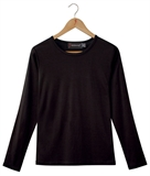 Silkbody - Silkspun L/S Crew Women's-baselayer (thermals)-Living Simply Auckland Ltd