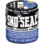 Sno-Seal - Tub 200g-care products-Living Simply Auckland Ltd