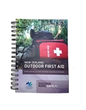 NZ Outdoor First Aid manual (3rd edition, 2012)-books-Living Simply Auckland Ltd