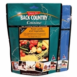Back Country Cuisine - Roast Lamb and Vegetables 5 Serve-5 serve meals-Living Simply Auckland Ltd