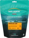 Back Country Cuisine - Moroccan Lamb 2 Serve-2 serve meals-Living Simply Auckland Ltd
