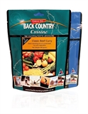 Back Country Cuisine - Classic Beef Curry 5 Serve-5 serve meals-Living Simply Auckland Ltd