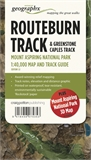 Geographx - Routeburn and Greenstone-maps-Living Simply Auckland Ltd