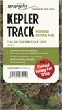 Geographx - Kepler Track-maps-Living Simply Auckland Ltd