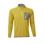 Tsepun - Zip Tee-baselayer (thermals)-Living Simply Auckland Ltd