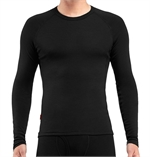RedRam - Long Sleeve Crew Men's-baselayer (thermals)-Living Simply Auckland Ltd