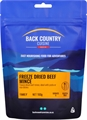 Back Country Cuisine - Freeze Dried Beef Mince 160g-complements-Living Simply Auckland Ltd