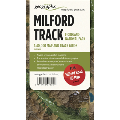 Geographx - Milford Track