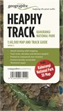 Geographx - Heaphy Track-maps-Living Simply Auckland Ltd