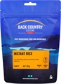 Back Country Cuisine - Instant Rice 160g-complements-Living Simply Auckland Ltd