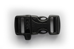 SR Buckle with Whistle 20mm-buckles & webbing-Living Simply Auckland Ltd