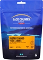 Back Country Cuisine - Instant Mixed Vegetables 90g-complements-Living Simply Auckland Ltd