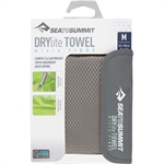Sea to Summit - Drylite Towel Medium-hiking accessories-Living Simply Auckland Ltd