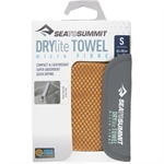 Sea to Summit - Drylite Towel Small-hiking accessories-Living Simply Auckland Ltd