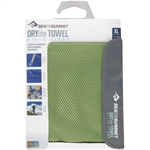 Sea to Summit - Drylite Towel XL-hiking accessories-Living Simply Auckland Ltd