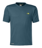 The North Face - Reaxion Amp SS Crew Men's-shirts-Living Simply Auckland Ltd