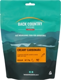 Back Country Cuisine - Creamy Cabonara 2 Serve-2 serve meals-Living Simply Auckland Ltd
