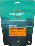 Back Country Cuisine - Creamy Cabonara 1 Serve-1 serve meals-Living Simply Auckland Ltd