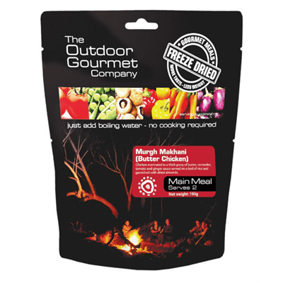 Outdoor Gourmet Company - Murgh Makhani (Butter Chicken) 2 Serve