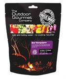 Outdoor Gormet Company - Beef Bourguignon 2 Serve-2 serve meals-Living Simply Auckland Ltd