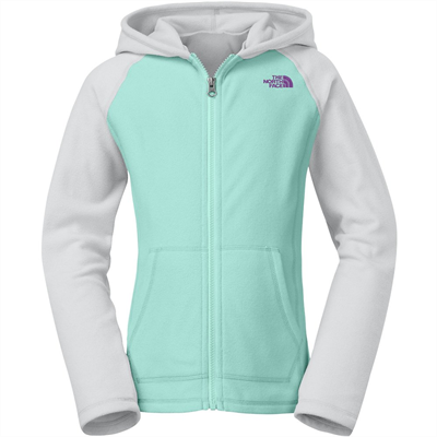 The North Face - Girl's Glacier Hoodie