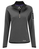 Sherpa - Dikila Quarter-Zip Tee Women's-baselayer (thermals)-Living Simply Auckland Ltd