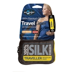 Sea To Summit Silk Liner Traveller-accessories-Living Simply Auckland Ltd
