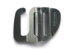 Alloy Buckle Left Hand 25mm-buckles & webbing-Living Simply Auckland Ltd