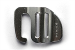 Alloy Buckle Right Hand 25mm-buckles & webbing-Living Simply Auckland Ltd