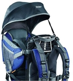 Deuter - Kid Comfort Sun Roof & Rain Cover-pack accessories-Living Simply Auckland Ltd