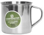 Campmaster - 236ml 8cm Stainless Steel Mug-tableware-Living Simply Auckland Ltd