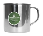 Campmaster - 680ml 10cm Stainless Steel Mug-tableware-Living Simply Auckland Ltd