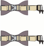 Aarn - Ski Straps-pack accessories-Living Simply Auckland Ltd