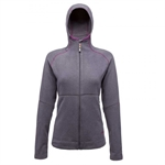 Sherpa - Helambu Zip Hoodie Women's-fleece-Living Simply Auckland Ltd