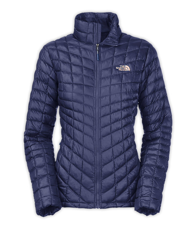 The North Face Women s Thermoball Full Zip Jacket - The North Face ... e1b1b5a66