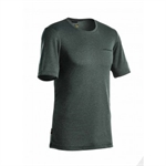 Earth Sea Sky - Power Wool Tee Men's-baselayer (thermals)-Living Simply Auckland Ltd