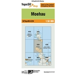 LINZ Topo50 - AZ34 Moehau-maps-Living Simply Auckland Ltd